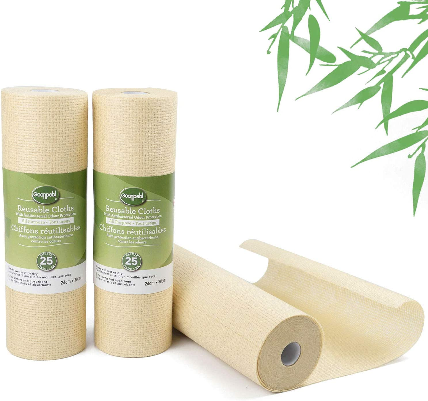Bamboo Towels Reusable Paper Towels