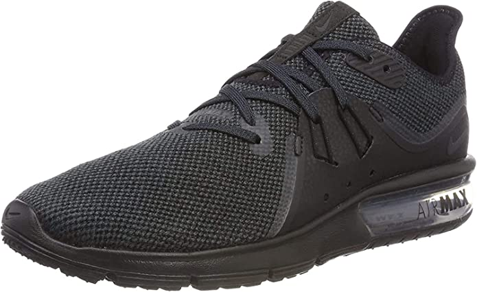 Nike Air MAX Sequent 3, Zapatillas de Running para Hombre: Nike ...