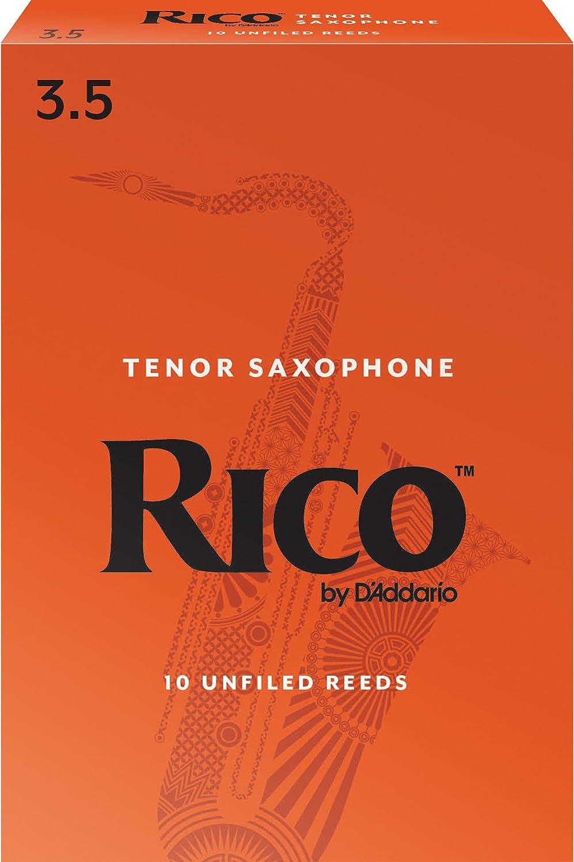 Strength 2.5 Rico Tenor Sax Reeds 3-pack