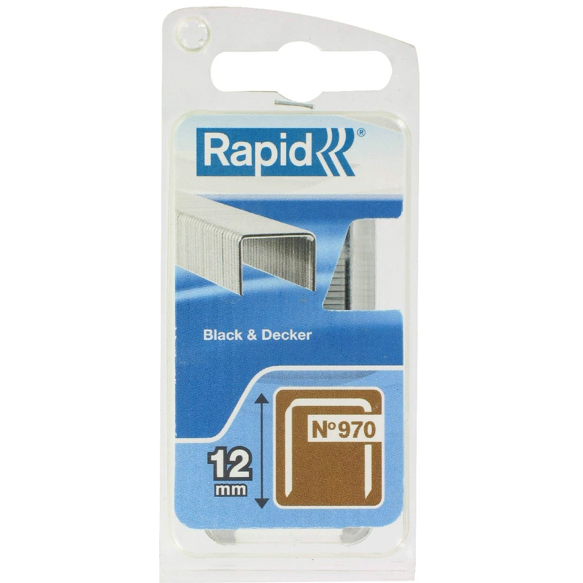 Rapid de alambre pinza tipo 58//10 mm 5000 pcs caja 61058101050