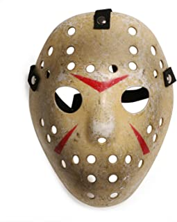 CASACLAUSI Costume Cosplay Halloween Prop Hockey Horror Party For Kids spionee A-001