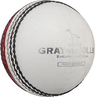 Grey-nicolls Couronne Boule de 3étoiles–Rouge/Blanc–156g GRAY NICOLLS