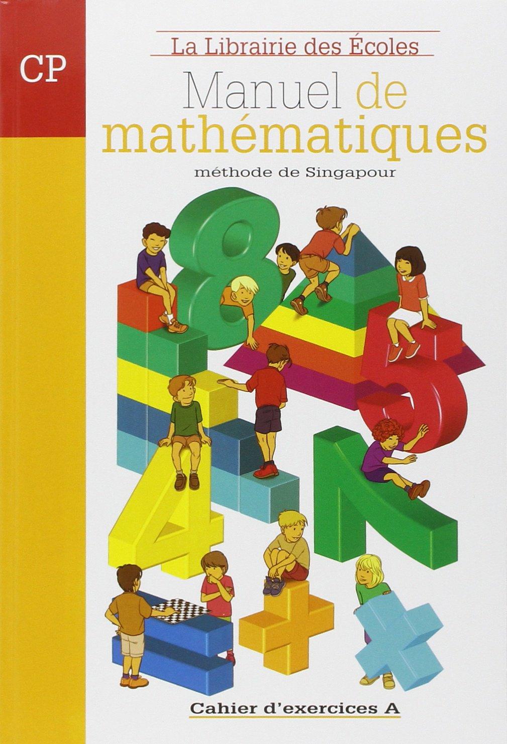 Manuel De Mathematiques Cp Cahier D Exercices A Paillard Thierry 9782916788043 Amazon Com Books