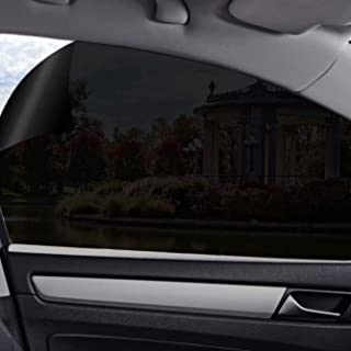 product image for Gila Static Cling 5% VLT Automotive Window Tint DIY Easy Install Glare Control Privacy 2ft x 6.5ft (24in x 78in)