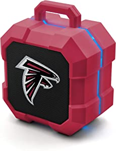 NFL Prime Brands Group ShockBox Bluetooth Speaker