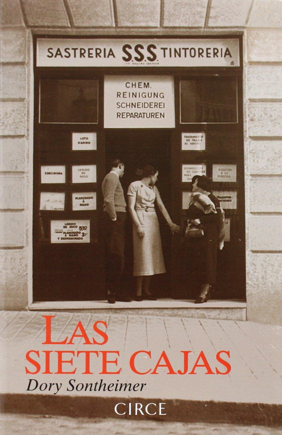 Las siete cajas (Spanish) Paperback – May 1, 2014