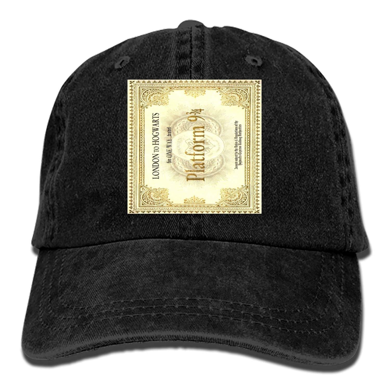 4b41d5635fb9 SHUANGRENDE Unisex Bank Note Unstructured Cotton Adjustable Hat ...