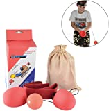Boxing Set, Peleustech Adult Boxing Speed Ball Set Reactivity Awareness Training Punching Speed Ball for Fighting Free Combat