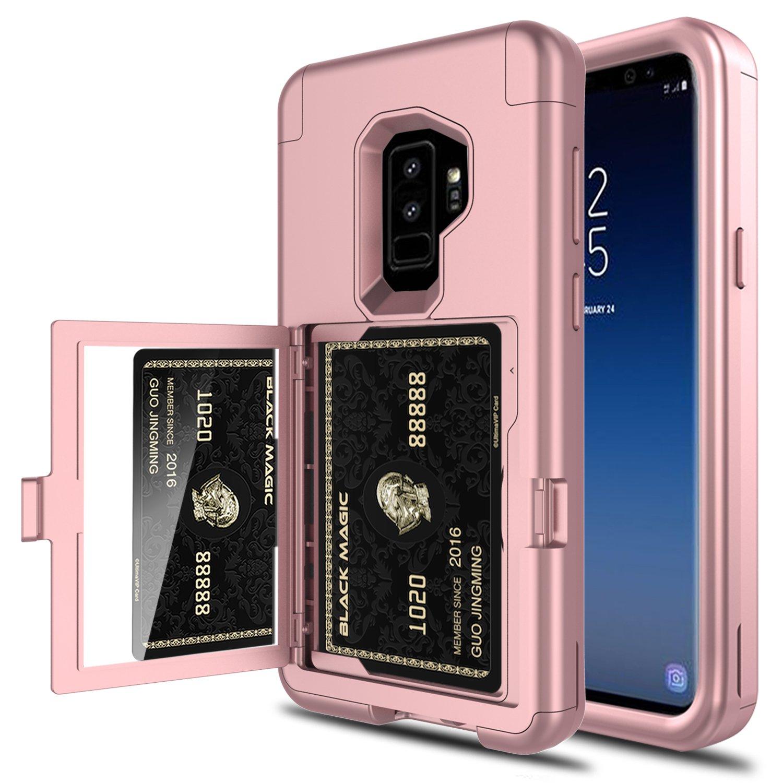 Amazon.com: Funda para Galaxy S9 Plus, carcasa para Galaxy ...