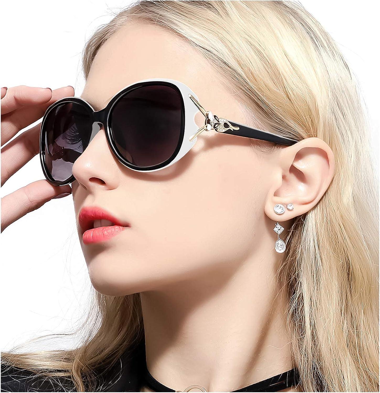 FIMILU Gafas de Sol Polarizadas Fotocromaticas para Mujer Conducir Montura Oversized C/ómoda con Protecci/ón UV400