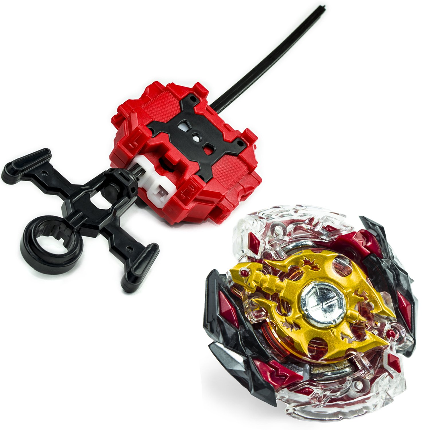 Beyblade Burst Legend Spriggan with Launcher (Starter Pack) Prime Tabletop Gaming Toys for Kids | Clockwise Spinning | Strong, Heavy-Duty Finish | Ages 5 and Up Now