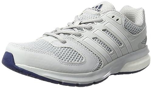 Neuer Stil adidas Questar Boost Schuhe Herren Weiß Blau