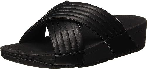 Lulu Padded Slide Sandal