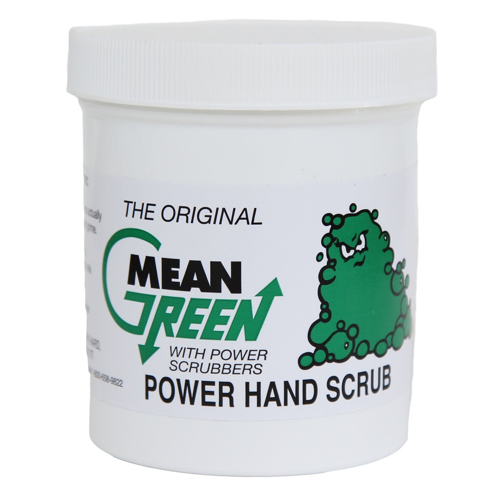 Mean Green Power Hand Scrub (16 oz Jar) product image