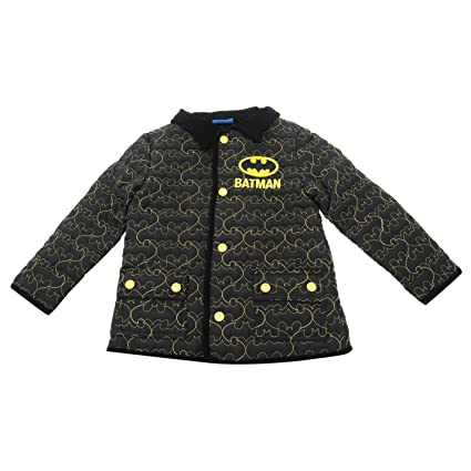 DC Comics Batman Chaqueta Acolchada para niña perchero de ...