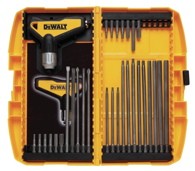 DEWALT DWHT70265 Ratcheting T-Handle Set, 31 Piece by DEWALT