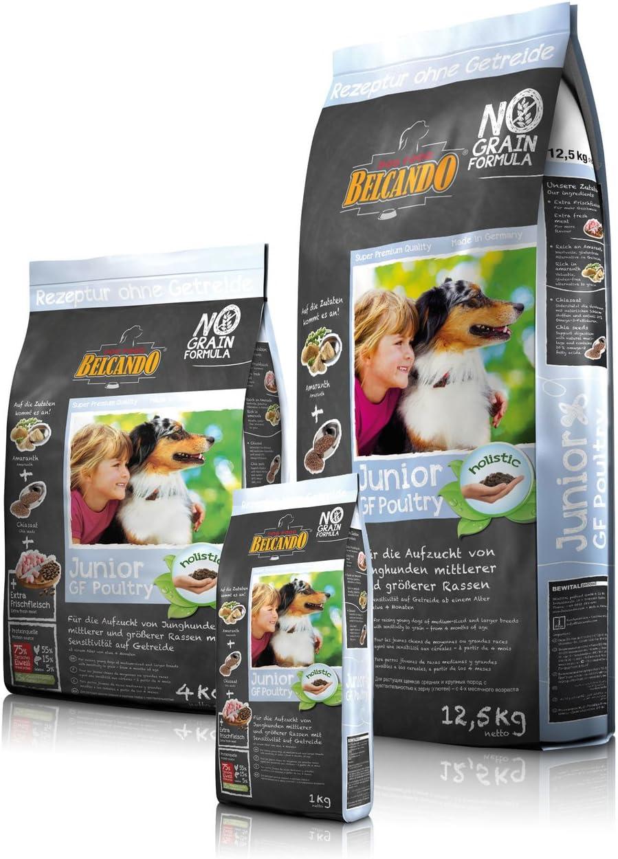BELCANDO ART10602,Junior Grain Free Poultry 4 kg