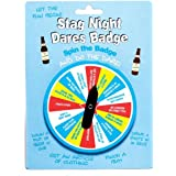 Stag Night Dares Badge (XC05302)