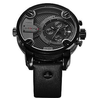 Relojes de Hombre Cronógrafo De Cuarzo Reloj De Moda Para Caballero Caja de Acero Inoxidable 2018