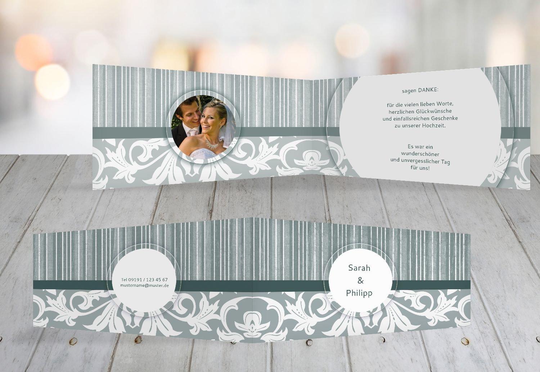 Kartenparadies Kartenparadies Kartenparadies Danksagung für Hochzeitsgeschenke Hochzeit Dankeskarte Streifenzauber, hochwertige Danksagungskarte Hochzeitsglückwünsche inklusive Umschläge   20 Karten - (Format  215x105 mm) Farbe  champagner B01MS9Z5QN | Spielen Sie  6fcd13
