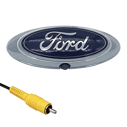 amazon com master tailgaters replacement ford emblem backup cameraamazon com master tailgaters replacement ford emblem backup camera for 2004 2016 f150 f250 f350 f450 f550 car electronics
