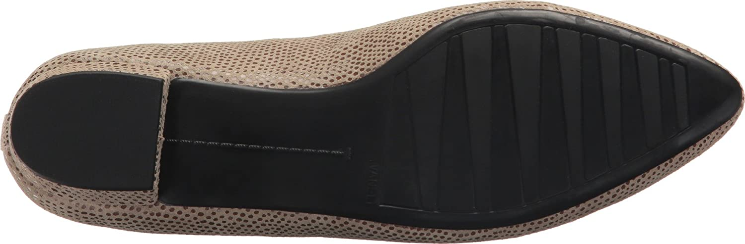 VANELi Womens ganet Closed Toe Mules B0748SDNLY 7.5 AA US|Taupe E-print