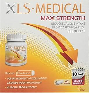 acheter en ligne 37ae5 216dd XLS Medical Extra Fort 120 Comprimés: Amazon.fr: HygiÚne et ...