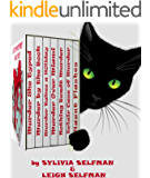 COZY MYSTERY 7 BOOK SET: CATS, CUPCAKES AND KILLERS (English Edition)