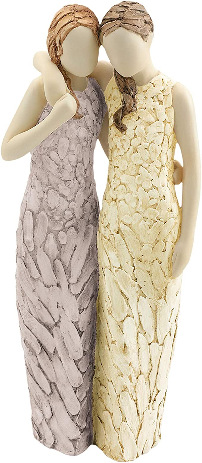 More Than Words Beautiful Friendship Figurine NEW in Gift Box