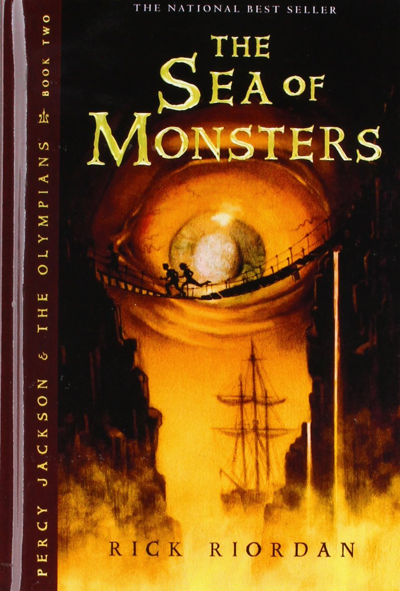 The Sea of Monsters (Percy Jackson and the Olympians, Book 2) pdf