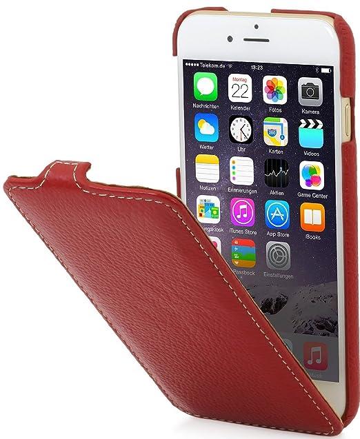 "17 opinioni per StilGut UltraSlim Case, custodia per Apple iPhone 6s Plus (5.5""), in pelle,"