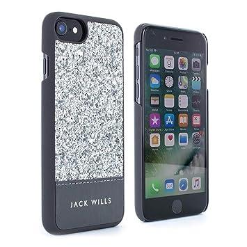 the latest 62100 6bf08 Jack Wills Premium Quality WRAY Glitter Shell Phone: Amazon.co.uk ...