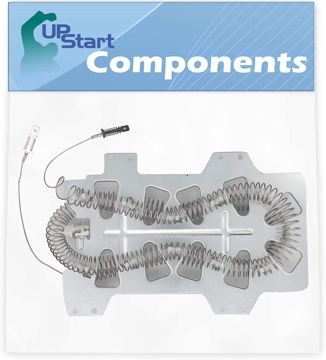 DC47-00019A Dryer Heating Element Replacement for Samsung DV361EWBEWR/A3-0001 Dryer - Compatible with DC47-00019A Heater Element - UpStart Components Brand