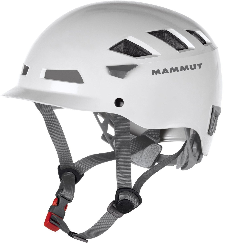 Mammut El Cap Helmet - White/Iron 52-27cm