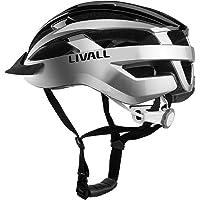 Livall MT1 Smart Bike Helmet,Wireless Turn Signals remote Tail Lights,Bluetooth Speakers,Build-in mic,Music&Call,Walkie-talkie, SOS Alert, CPSC&EN1078 Certified Cycling Mountain Bluetooth Helmet