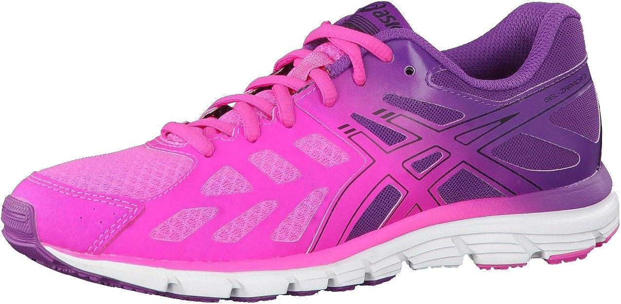 Asics Gel-Zaraca 3 – Zapatillas de Running para Mujer – SS15, Color Rosa, Talla 42.5 EU: Amazon.es: Zapatos y complementos