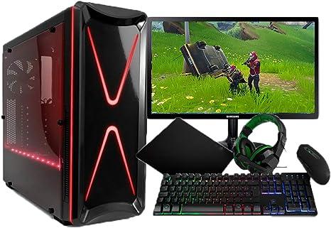 THE GAMINGSTORE: Pack Gaming Completo/PC Gamer/Ordenador Gaming ...