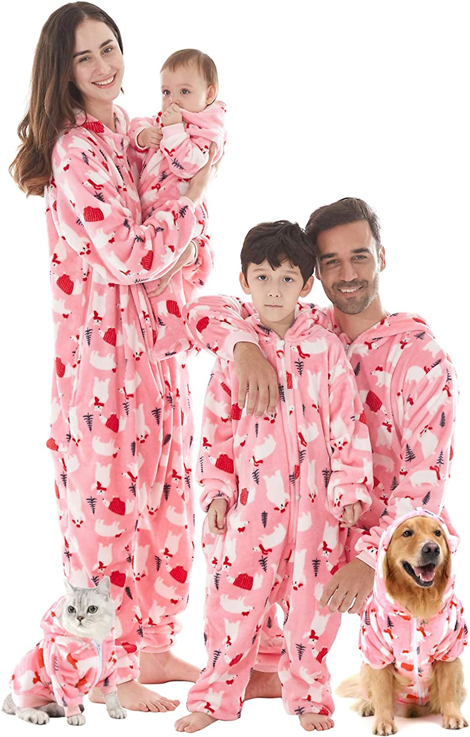 Cute Snowman Winter Themed Cotton All In One 100/% Gaming Sleepsuit Boys Girls