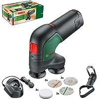 Bosch Home and Garden 06039C9002 Lijadora y pulidora (1 batería, Sistema de 12V, en…