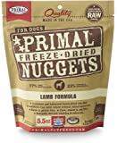 Primal Freeze-Dried Nuggets Lamb Formula for Dogs