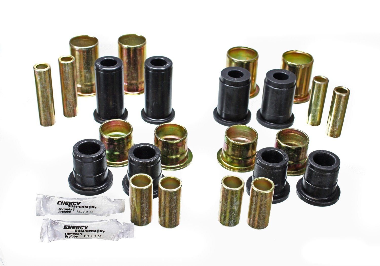 Energy Suspension 3.3156G CONTROL ARM BUSHING SET by Energy Suspension