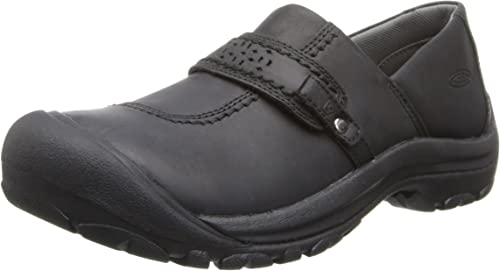 KEEN Women's Kaci Full-Grain Slip On Shoes review