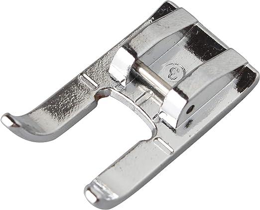 Prensatelas para bordado de punta abierta compatible con máquinas ...