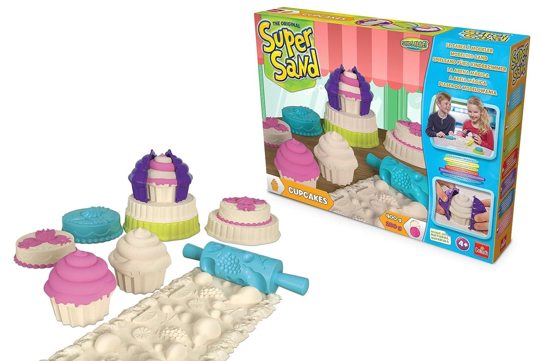 Various Goliath Games Super Sand Cupcakes