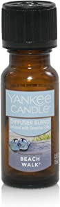 Yankee Candle Home Fragrance Oil | Beach Walk Scent | for Ultrasonic Aroma Diffuser