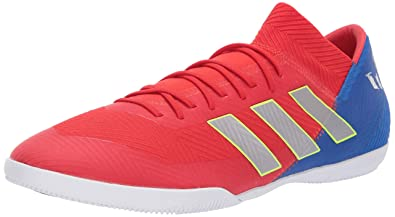 ea3830cc5 adidas Men s Nemeziz Messi 18.3 Indoor