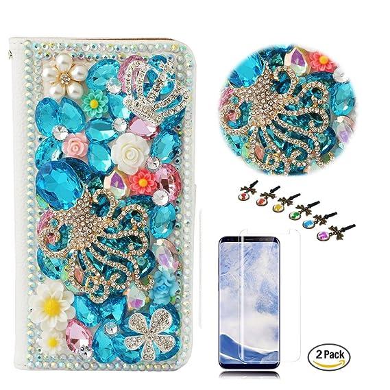 Amazon com: STENES LG Stylo 4 Case - Stylish - 3D Handmade Bling