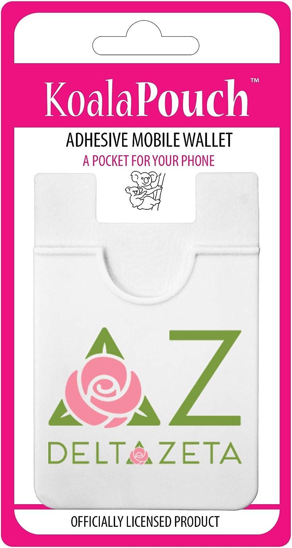 Delta Zeta Cell Phone Pocket
