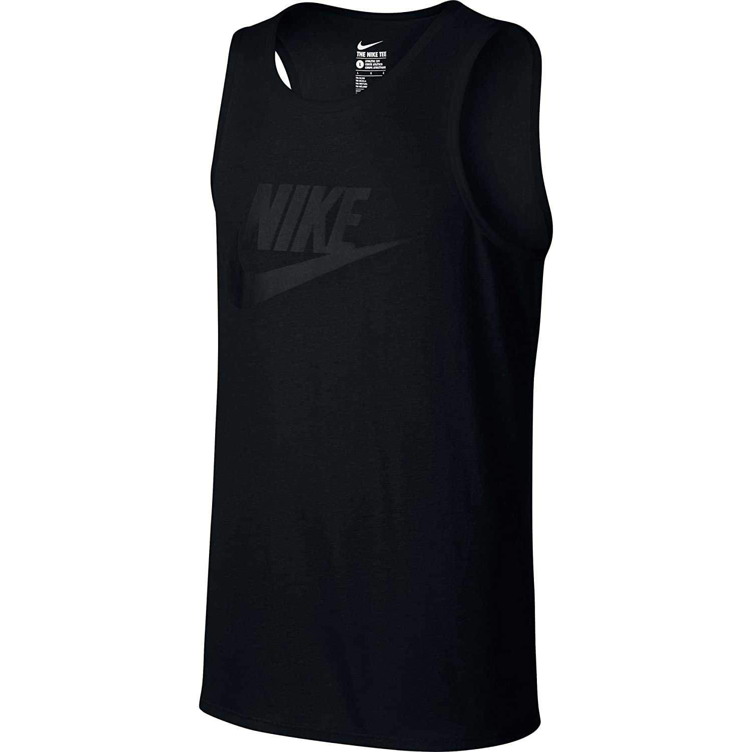 a59b36409b6ab Nike Men s Ace Logo Tank Top at Amazon Men s Clothing store