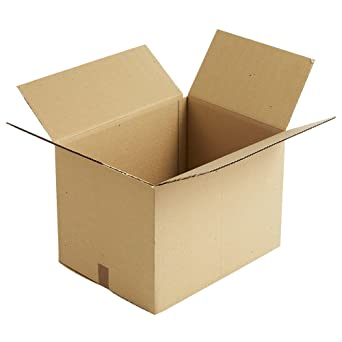 20 cajas grandes de cartón para mudanza, caja de embalaje para mudanza de la casa, caja de cartón especial de cartón cromado: Amazon.es: Industria, empresas y ciencia